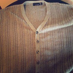 Cardigan Men's sweater